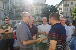 Mirgant tour Turin été 2016